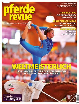 Pferderevue 09/2017