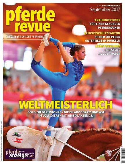 Pferderevue August 30, 2017 00:00