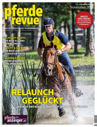 Pferderevue 11/2017