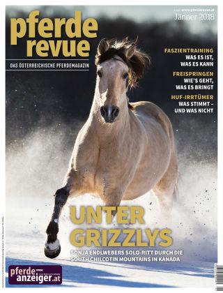 Pferderevue 01/2018