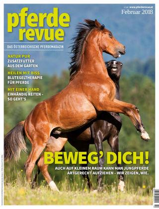Pferderevue 02/2018