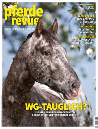 Pferderevue 04/2018