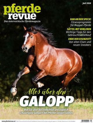 Pferderevue 07/2018