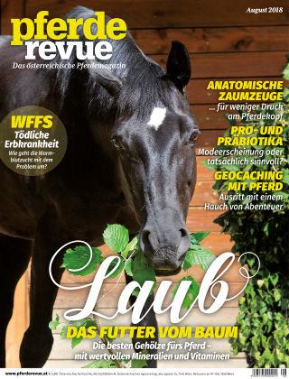 Pferderevue 08/2018