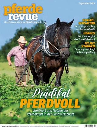 Pferderevue 09/2018