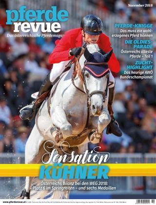Pferderevue 11/2018