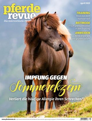 Pferderevue 04/2019