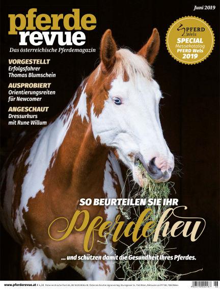 Pferderevue May 22, 2019 00:00