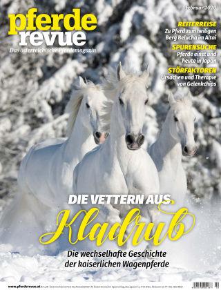 Pferderevue 02/2020