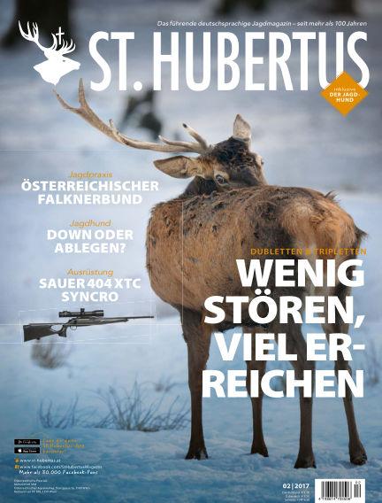 St. Hubertus February 01, 2017 00:00