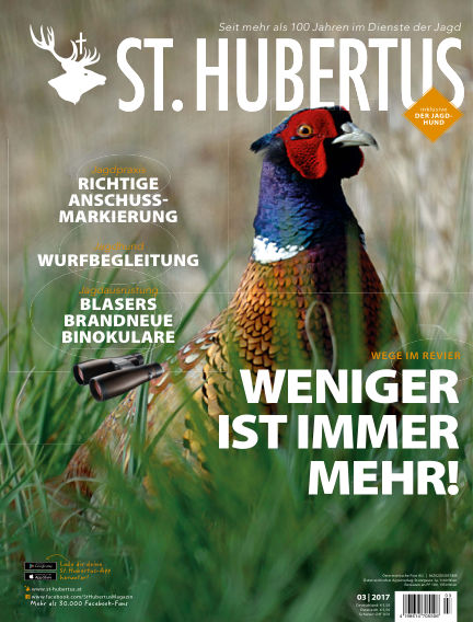 St. Hubertus March 01, 2017 00:00