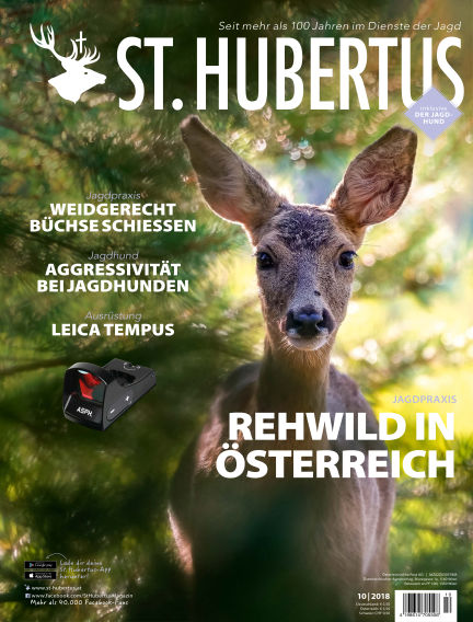 St. Hubertus October 01, 2018 00:00