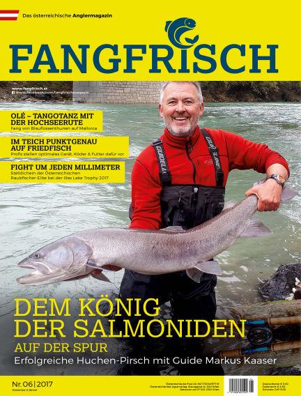 Fangfrisch (eingestellt) November 26, 2017 00:00