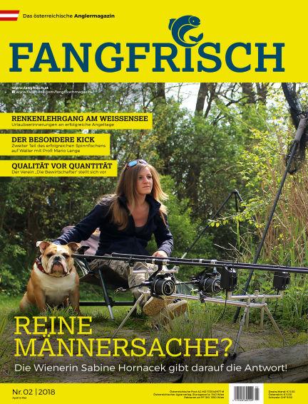 Fangfrisch (eingestellt) April 04, 2018 00:00