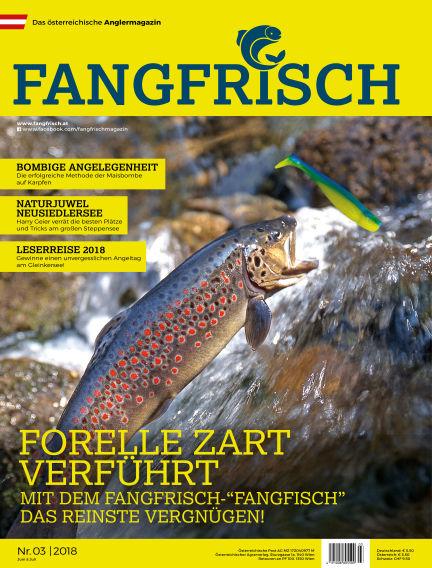 Fangfrisch (eingestellt) June 06, 2018 00:00