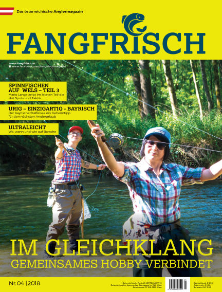 Fangfrisch (eingestellt) August 01, 2018 00:00