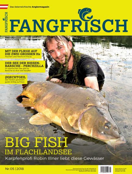 Fangfrisch (eingestellt) October 03, 2018 00:00