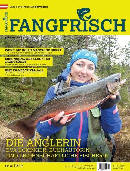 Fangfrisch (eingestellt) January 23, 2019 00:00
