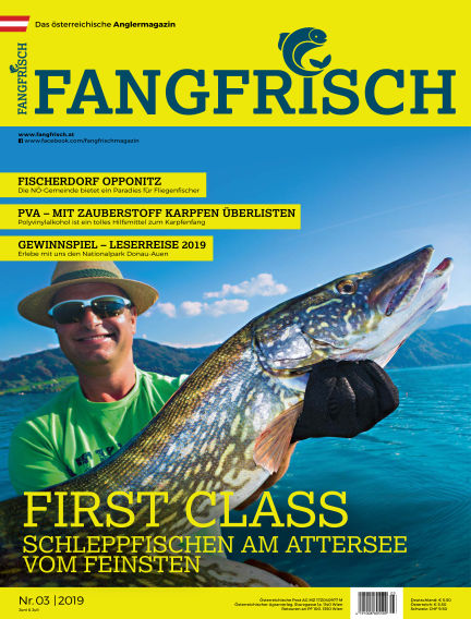 Fangfrisch (eingestellt) June 05, 2019 00:00