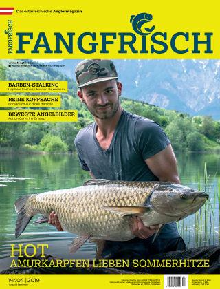 Fangfrisch (eingestellt) 04/2019