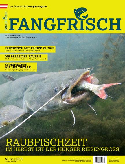 Fangfrisch (eingestellt) October 02, 2019 00:00