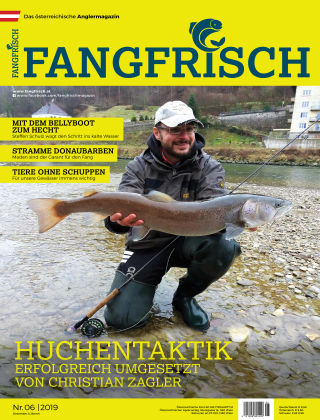 Fangfrisch (eingestellt) 06/2019