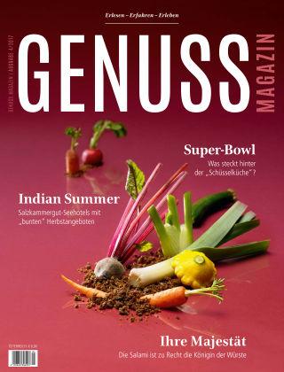 GENUSS.Magazin 04/2017