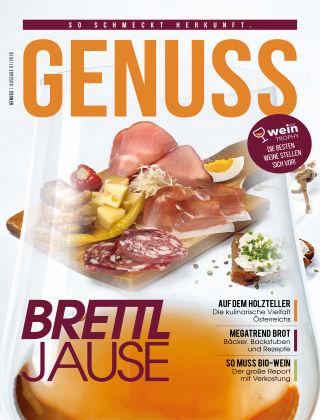 GENUSS.Magazin 01/2018