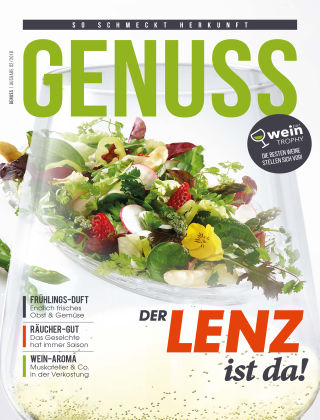 GENUSS.Magazin 02/2018