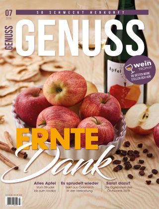 GENUSS.Magazin 07/2018
