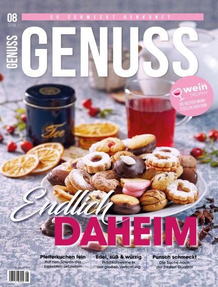 GENUSS.Magazin November 28, 2018 00:00