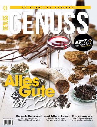 GENUSS.Magazin 01/2019