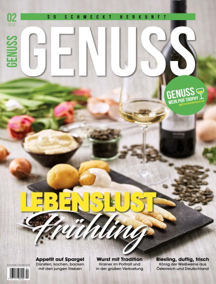 GENUSS.Magazin April 03, 2019 00:00
