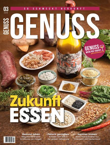 GENUSS.Magazin May 22, 2019 00:00