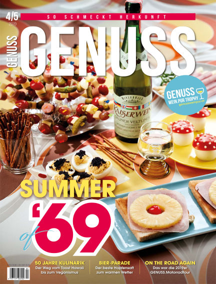GENUSS.Magazin July 17, 2019 00:00