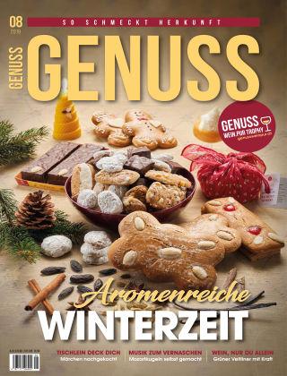 GENUSS.Magazin 08/2019