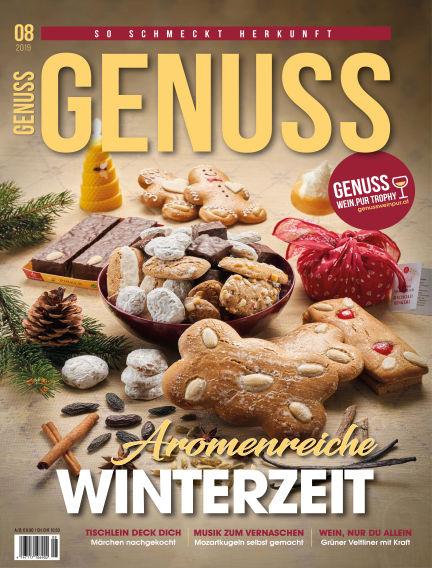 GENUSS.Magazin November 27, 2019 00:00