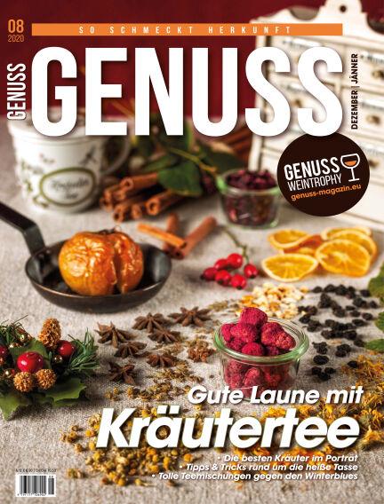 GENUSS.Magazin November 25, 2020 00:00