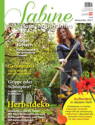 SABINE-Magazin (eingestellt) 11/2017