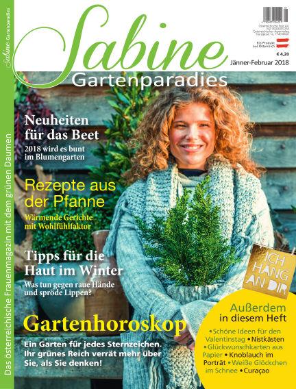 SABINE-Magazin (eingestellt) December 22, 2017 00:00