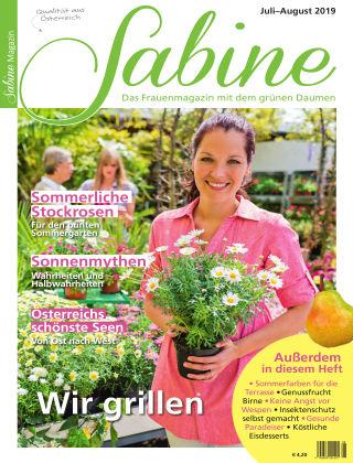 SABINE-Magazin 06/2019