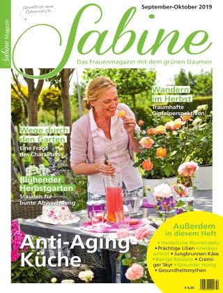 SABINE-Magazin 07/2019