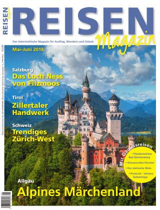 REISEN-Magazin 5-6/2018