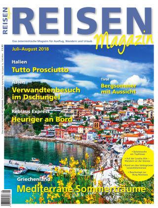 REISEN-Magazin 7-8/2018