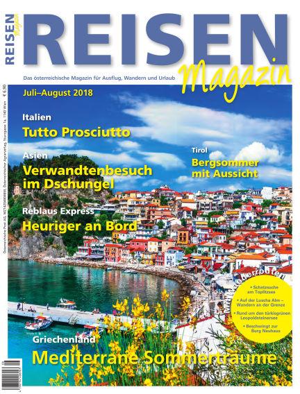 REISEN-Magazin July 02, 2018 00:00
