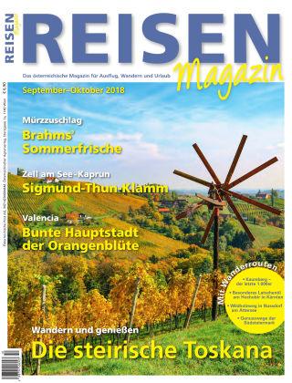 REISEN-Magazin 09-10/2018