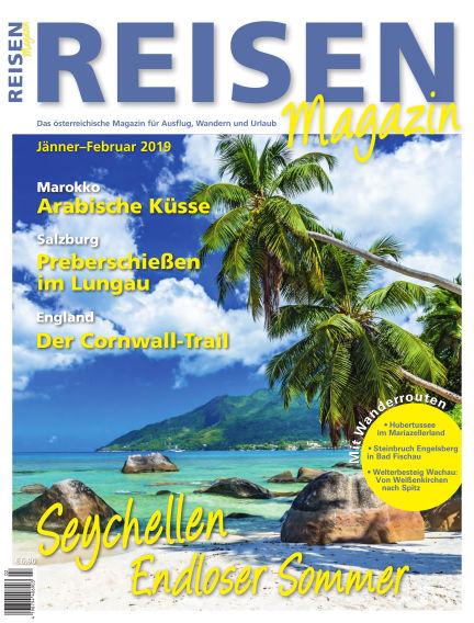 REISEN-Magazin January 02, 2019 00:00