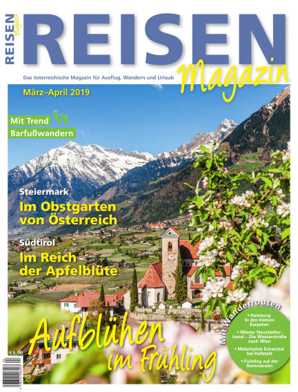 REISEN-Magazin March 01, 2019 00:00