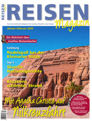 REISEN-Magazin 01/2020
