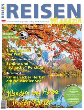 REISEN-Magazin 6/2020
